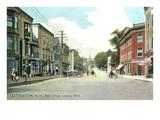 Main Street, Littleton, New Hampshire Prints