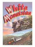 White Mountains, New Hampshire - Sanat