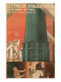 Soviet Factory Posters