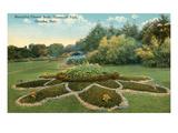 Hanscom Park, Omaha, Nebraska Kunstdrucke