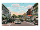 Main Street, Milan, Tennessee Prints