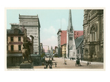 Broad Street, Philadelphia, Pennsylvania Posters