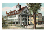 Thayer House, Littleton, New Hampshire Prints