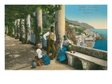 Amalfi Coast, Italy Print