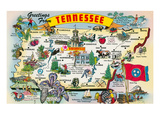Greetings from Tennessee Poster