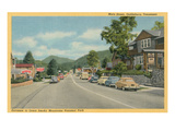 Main Street, Gatlinburg Prints
