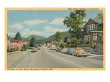 Main Street, Gatlinburg Prints