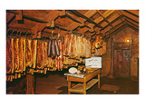 Cellar for Curing Meats Prints