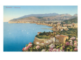 View of Sorrento, Italy Prints