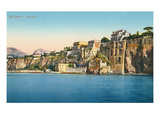 Sorrento Bay, Italy Print