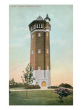 Water Tower, Lawrence, Mass. Poster
