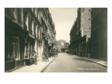 Rue Fontaine, Paris Posters