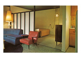 Moderne Motel Suite Posters