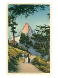 Matterhorn, Swiss Alps Prints