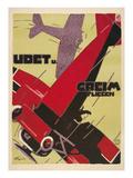 Udet Und Greim Aviation Print