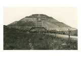 Pyramid of the Sun, Teotihuacan Prints