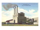 Power House, Oak Ridge, Tennessee Prints