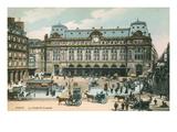 St. Lazarus Train Station, Paris, France Posters