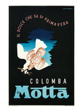 Poster for Colomba Motta, Dove Prints