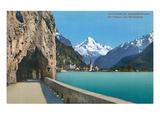 Bristenstock, Vierwaldstattersee, Switzerland Posters
