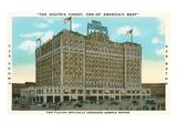 Peabody Hotel, Memphis Poster