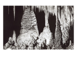 Big Room, Carlsbad Caverns, New Mexico Print