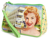Anne Taintor - Camping Cosmetic Bag Specialty Bags