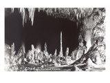 Big Room, Carlsbad Caverns, New Mexico Poster