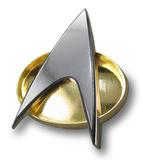 Star Trek - The Next Generation Communicator Bagde Replica Novelty