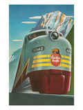 Travel Poster for Canadian Railways Posters