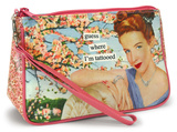 Anne Taintor - Tattoed Cosmetic Bag Specialty Bags