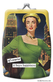 Anne Taintor - Happiness Coin Purse Coin Purse