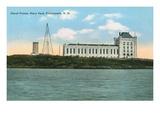 Naval Prison, Portmount, New Hampshire Posters