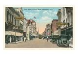 Downtown Charleston, South Carolina Prints