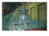 Hydroelectric Turbines, Hoover Dam Posters