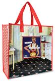 Anne Taintor - Eat It Shopper Bag Tote Bag