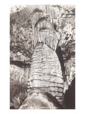 Rock of Ages, Carlsbad Caverns, New Mexico Prints