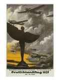 Nazi Air Force 1937 Posters