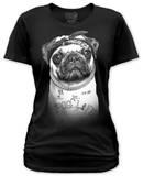 Juniors: 2Pug Shakur - T shirt