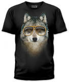 Wolf (slim fit) T-Shirt