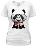 Juniors: Panda Squared T-Shirt