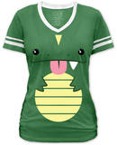 Juniors: Cute Reptile T-Shirt