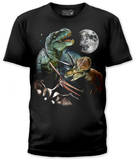 Dino Moon (slim fit) Shirt