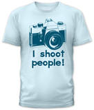 I Shoot People (slim fit) Shirts