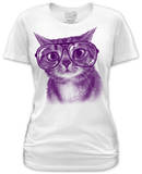 Juniors: Witty Kitty T-shirts