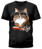 Smooth O-Purr-Ator (slim fit) T-Shirt