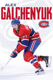 Alex Galchenyuk Montreal Canadiens Hockey Poster Photo