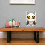 Letter O - Ollie the Owl Wall Decal Wall Decal by Wee Society