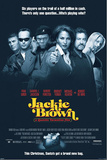 Jackie Brown - Pam Grier Samuel L Jackson Robert Forster Movie Poster Prints