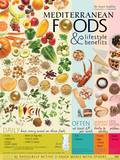 Mediterranean Foods & Lifestyle Benefits Educational Laminated Poster Prints